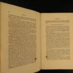 1846 1st ed Slavery Abolitionist Branded Hand Jonathan Walker Florida Whittier