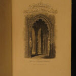 1814 1ed Cathedral Churches Illustrated Storer History of Britain Ruins 4v SET