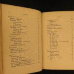 1835 British Manly Exercises BOXING Running Sailing Horse Riding Swimming SPORTS