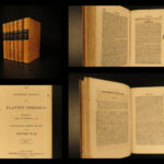 1844 JOSEPHUS Jewish War Judaism Antiquities of Jews English Whiston Judaica