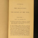1863 1st ed Speke Journal of Discovery of Source of the NILE River Egypt AFRICA