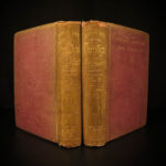 1865 1ed Social Life of Chinese CHINA Opium Drinking Games Missionary Doolittle
