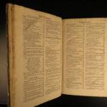 1635 Dutch Jesuit Becanus Summa Theologica Catholic Doctrine Aquinas HUGE FOLIO