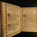 1625 Italian Renaissance Bracciolini Lo Scherno Degli of gods Mythology TASSO