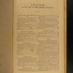 1862 Confederate LAWS & Acts of West VIRGINA 1861 Civil War SLAVERY Confederacy