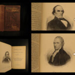 1888 1ed Republican Party American Politics Lincoln Hamilton Grant Illustrated