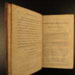 1797 1ed AMERICAN Naval Gazetteer Voyages Malham Sailing MAPS Atlas Africa Ports