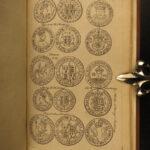 1745 English Money Numismatics Coins Chronicon Preciosum Economics Finance