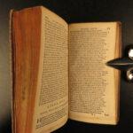 1628 Silius Italicus PUNICA Second Punic War Rome Epic Latin Poetry Jansson