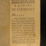 1701 Life of Pope Sixtus V Gregorio Leti Counter Reformation ROME Vatican 2v