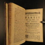 1671 Open Door to PAGAN Secrets HINDU India Brahmin Bizarre Demon Rites Roger