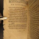 1599 APOCALYPSE Bible Sermons on Revelation Portuguese Suarez Saint-Marie Seez