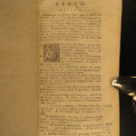 1670 Holy BIBLE Biblia Sacra Vulgate Paris Leonard Cologne Egmond Clement VIII