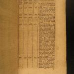 1737 Fresnoy History & Geography MAPS Ancient Greece Rome Egypt Italy 5v SET