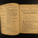 1693 William Wycherley Play The Gentleman Dancing Master SPAIN Calderon English