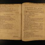 1693 IRISH Nahum Tate Play Duke No Duke Cockayne Trappolin Royal Theatre Drama