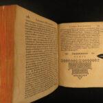 1634 Chronici Zelandiae Netherlands Zeeland Myths Dutch History Jacob Eyndius