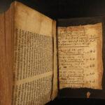 1626 1ed Ubbo Emmius Graecorum Illustrata GREECE Greek Government Elzevier Law