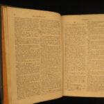 1863 1st edition Les Misérables Victor HUGO French Literature RARE American ed