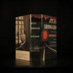 1957 TRUE 1st printing Atlas Shrugged Ayn Rand Objectivism Dystopian Philosophy