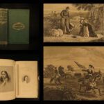 1866 1ed Women of the Civil War Americana Gettysburg Military Robert E Lee Moore