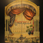 1891 Cinderella Theatre Color Illustrated Fairy Tale Disney McLoughlin Pantomime