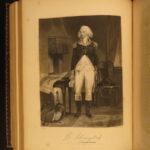 1862 1ed National Portrait Gallery George Washington Thomas Jefferson Chappel