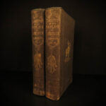 1856 1st ed Lanman Adventures in Wilds America Florida Canada Hunting Travel
