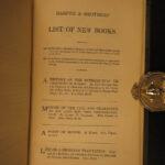 1863 1ed SLAVERY Georgia Slave Plantation Fanny Kemble Journal of Residence