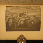 1902 1ed Doom King Acrisius Greek Mythology Perseus William Morris Illustrated