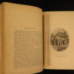1866 1ed Abraham Lincoln Life Americana Civil War Abolition Slavery Holland