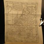 1789 Atlas MAPS Gibrat Geography USA Italy Turkey Louisiana Mexico America