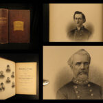1886 1ed Civil War Confederate Annals of Tennessee ARMY Military Lindsley RARE