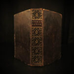 1739 Holy BIBLE 1st ed Nicolas Le Gros French Jansenist Cologne Apocrypha RARE