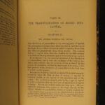 1889 1st ed Karl MARX Capital German Capitalism Communism Socialism Das Kapital