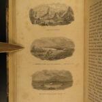 1837 1ed Missionary Narrative Williams TAHITI Pacific Islands MAP Polynesia