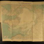 1898 1ed ARCTIC Voyage Farthest North Nansen Polar Eskimo Kayak Fram Expedition