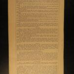 1887 Spalding Baseball Official Pocket Scorebook Game League Rules New York RARE