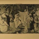 1894 1ed Great Men Famous Women Lincoln Washington Darwin Edison Newton Homer