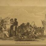 1858 SLAVE Trade History of Slavery in Africa Illustrated pre Civil WAR Blake