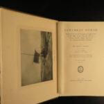 1897 ARCTIC 1ed Farthest North Nansen Polar Eskimo Kayak Hunting Fram Expedition