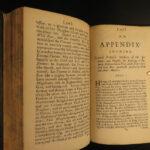1681 Popish Plot History Henry Care England King Charles II Gunpowder Treason