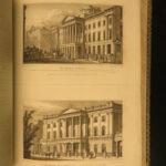1827 LONDON 1ed Metropolitan Improvements England Architecture Cathedrals BEAUTY
