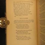 1896 John Greenleaf Whittier American SLAVERY Abolition Politics Poetical Works