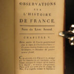 1790 1ed Mably Rights of Man Duties Citizen Philosophy French Revolution 8v SET