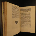 1684 Spanish Louis of Granada Catechism Catholic Council Trent + 1666 Memorial