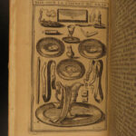 1777 SURGERY Medicine Illustrated Operations French Illustrated Chirurgie Dionis