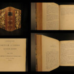 1879 1st ed Thomas Hardy Return of the Native Egdon Heath Witchcraft Clym & Vye