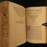1556 1ed Thomas Aquinas BIBLE Commentary on Epistles of Paul Latin New Testament