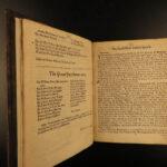 1660 1ed REGICIDES Murder of King Charles I England Stuart Restoration Finch